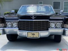 1969 Cadillac DeVille Convertible 472 3-Speed - Image 3/22