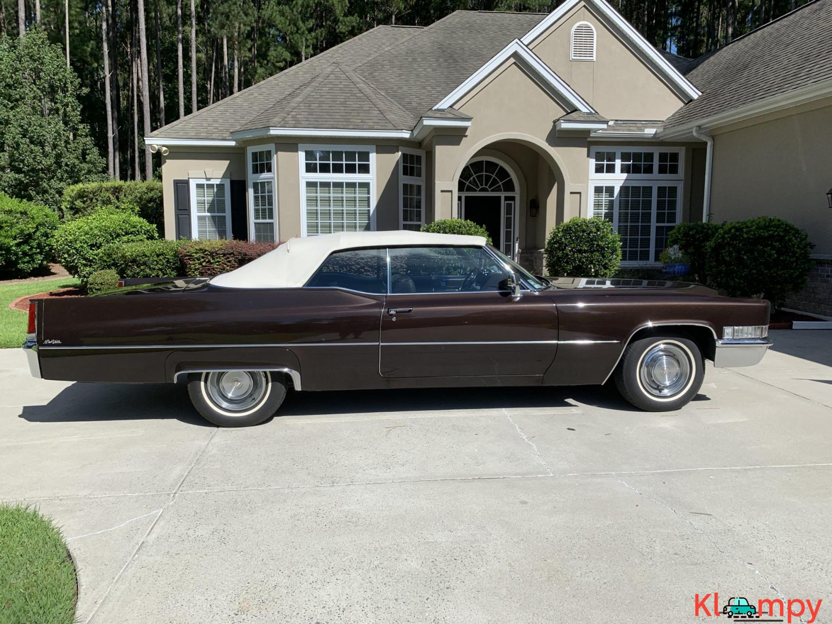 1969 Cadillac DeVille Convertible 472 3-Speed - 5/22