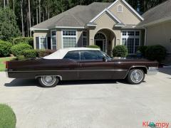 1969 Cadillac DeVille Convertible 472 3-Speed - Image 5/22