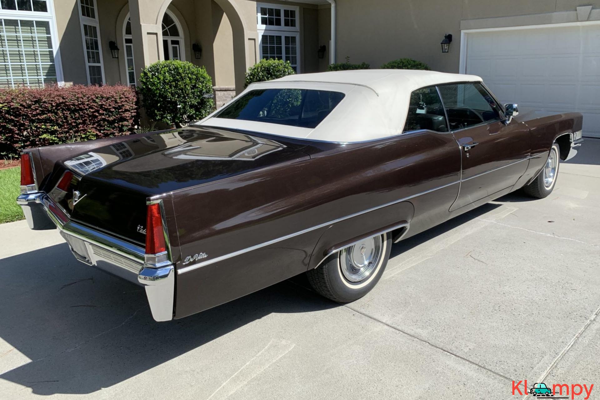 1969 Cadillac DeVille Convertible 472 3-Speed - 6/22