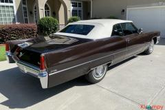 1969 Cadillac DeVille Convertible 472 3-Speed - Image 6/22