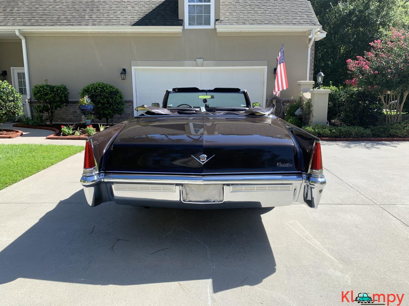 1969 Cadillac DeVille Convertible 472 3-Speed - 7/22