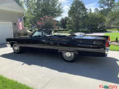 1969 Cadillac DeVille Convertible 472 3-Speed - Image 9/22