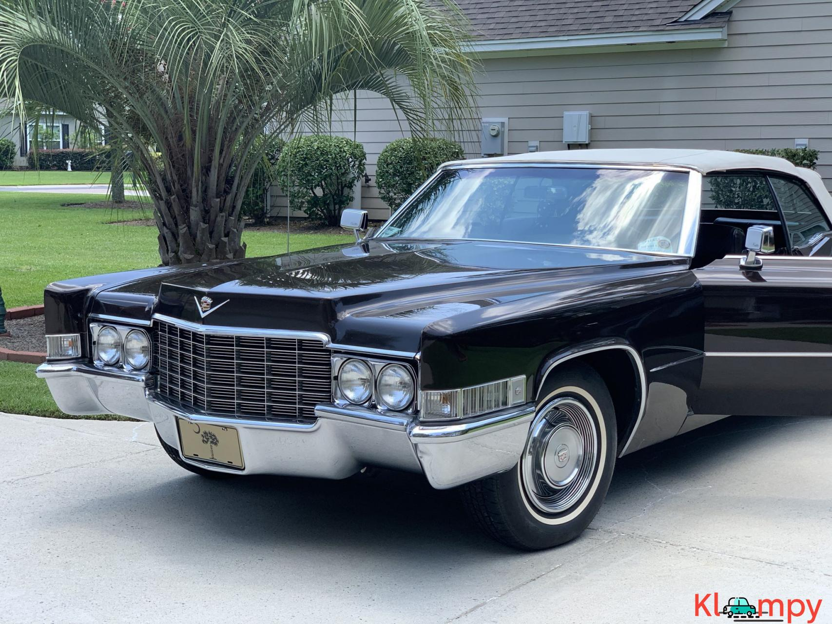 1969 Cadillac DeVille Convertible 472 3-Speed - 10/22
