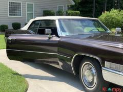 1969 Cadillac DeVille Convertible 472 3-Speed - Image 11/22