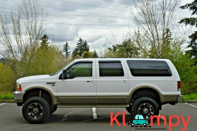 2000 FORD EXCURSION SUV LIMITED 4WD 7.3L - 1/11