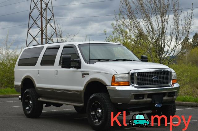 2000 FORD EXCURSION SUV LIMITED 4WD 7.3L - 2/11