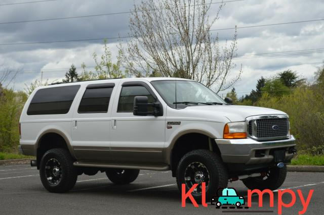 2000 FORD EXCURSION SUV LIMITED 4WD 7.3L - 3/11