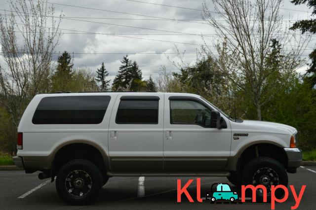 2000 FORD EXCURSION SUV LIMITED 4WD 7.3L - 4/11