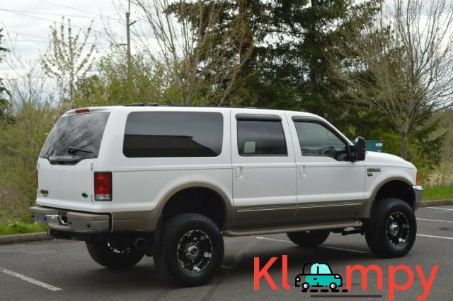 2000 FORD EXCURSION SUV LIMITED 4WD 7.3L - 5/11