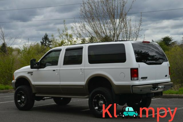 2000 FORD EXCURSION SUV LIMITED 4WD 7.3L - 6/11
