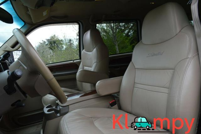 2000 FORD EXCURSION SUV LIMITED 4WD 7.3L - 8/11