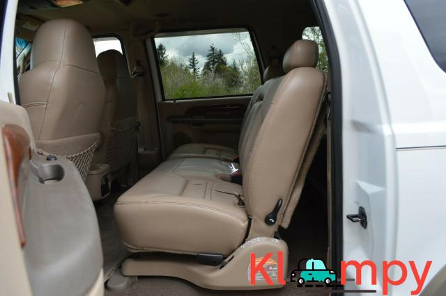 2000 FORD EXCURSION SUV LIMITED 4WD 7.3L - 9/11