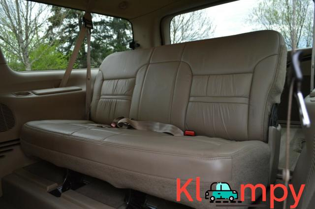 2000 FORD EXCURSION SUV LIMITED 4WD 7.3L - 10/11