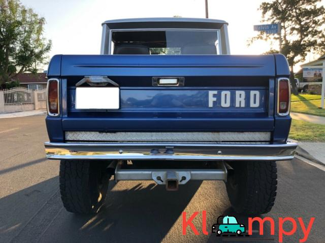1976 Ford Bronco 4X4 MANUAL - 2/12