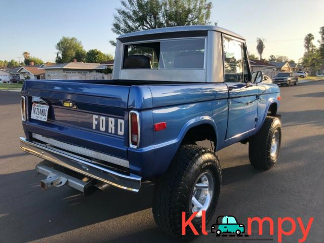 1976 Ford Bronco 4X4 MANUAL - 3/12