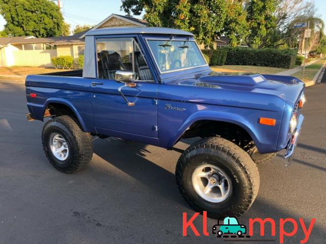 1976 Ford Bronco 4X4 MANUAL - 5/12