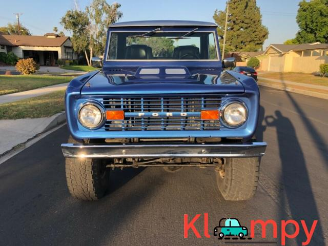 1976 Ford Bronco 4X4 MANUAL - 6/12