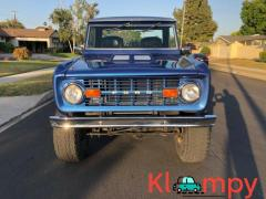 1976 Ford Bronco 4X4 MANUAL - Image 6/12