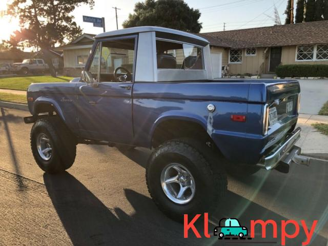 1976 Ford Bronco 4X4 MANUAL - 12/12