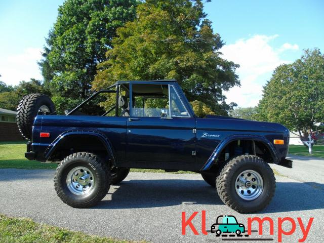 1975 Ford Bronco 4WD - 1/12