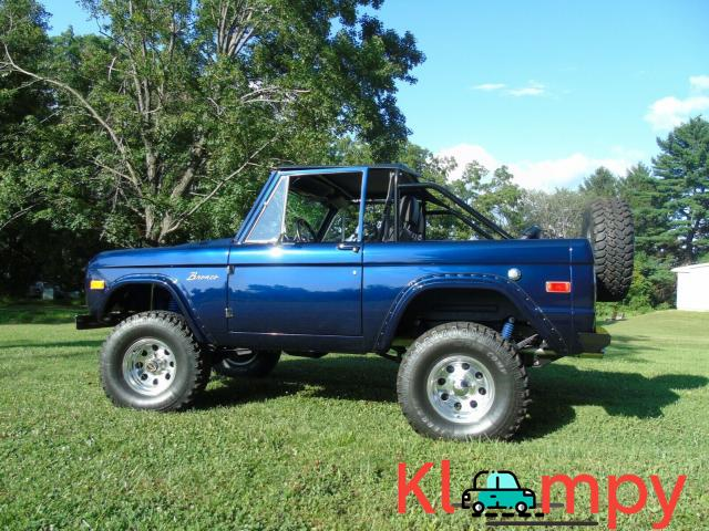 1975 Ford Bronco 4WD - 2/12