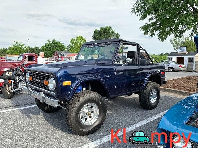 1975 Ford Bronco 4WD - 3/12
