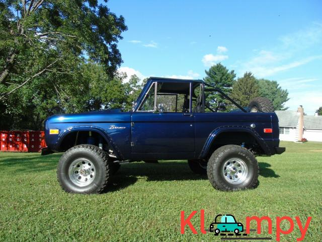 1975 Ford Bronco 4WD - 4/12