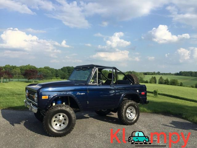 1975 Ford Bronco 4WD - 5/12