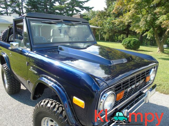 1975 Ford Bronco 4WD - 6/12