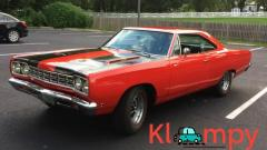 1968 Plymouth Road Runner 440 RWD
