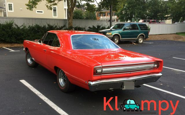 1968 Plymouth Road Runner 440 RWD - 2/15