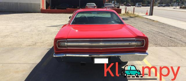 1968 Plymouth Road Runner 440 RWD - 3/15