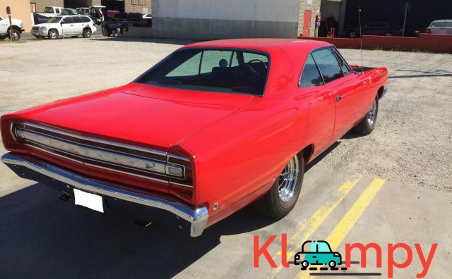 1968 Plymouth Road Runner 440 RWD - 4/15