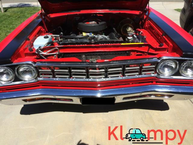 1968 Plymouth Road Runner 440 RWD - 5/15