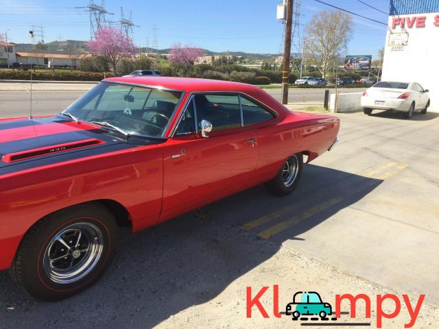1968 Plymouth Road Runner 440 RWD - 7/15