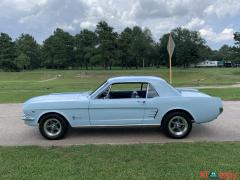 1966 Ford Mustang 289CI V8 Coupe