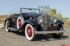 1932 Packard Standard Eight 902 Coupe Roadster 319CI