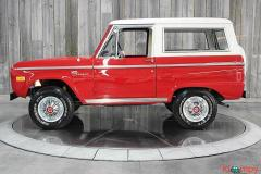1977 Ford Bronco Numbers Match 302 V8 4x4 Sport