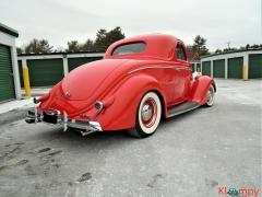 1936 Ford Model 40 Street Rod Coupe Chevy 350 Crate