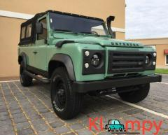 1991 Land Rover Defender 110 Soft Top