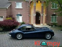1956 JAGUAR XK 140 Fixed Head Coupe