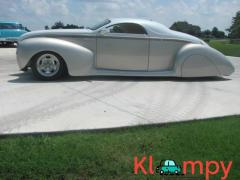 1939 Lincoln Zephyr Custom Coupe