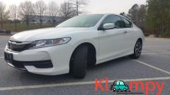 2016 Honda Accord LX-S 6 Cylinders Only 6k Miles Coupe