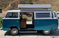 1975 Volkswagen Transporter Custom 1600cc engine