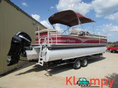 2013 Sun Tracker 200HP VERADO STAINLESS 250 XP3