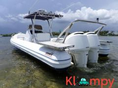 2008 GEMINI 850 WAVERIDER Yamaha Engine 4 STROKE TWIN 200HP