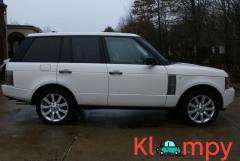 2008 Land Rover Range Rover 4.2L 4196CC V8 Supercharged Sport Utility