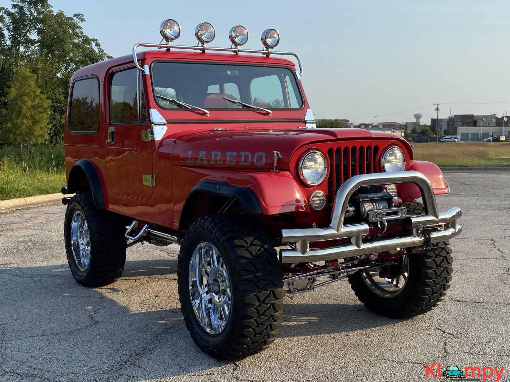 1983 Jeep CJ-7 Supercharged 350 V8 - 1/20