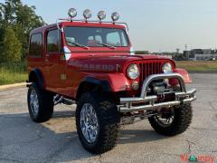 1983 Jeep CJ-7 Supercharged 350 V8 - Image 1/20